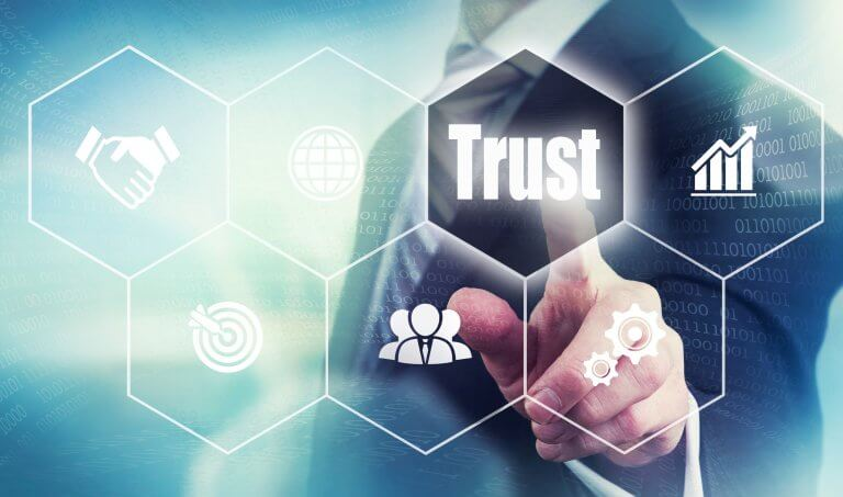 Vertrauen im Business