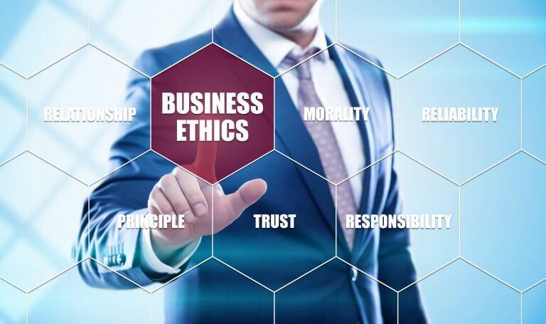 Grundlagen ethischer Unternehmensführung