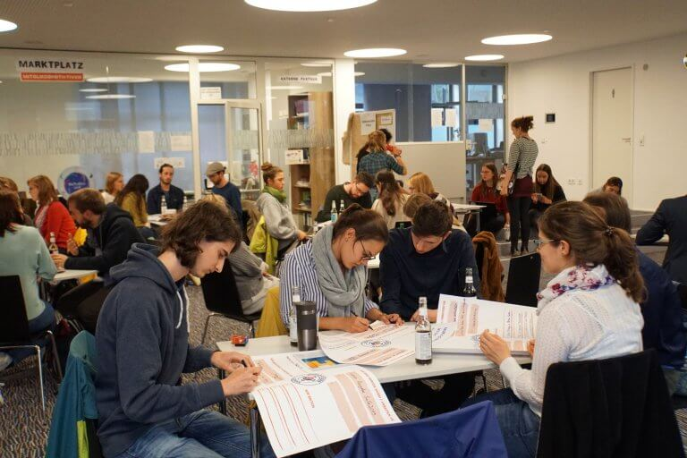 """Social Innovation Camp – """"Act. Learn. Change"""""""