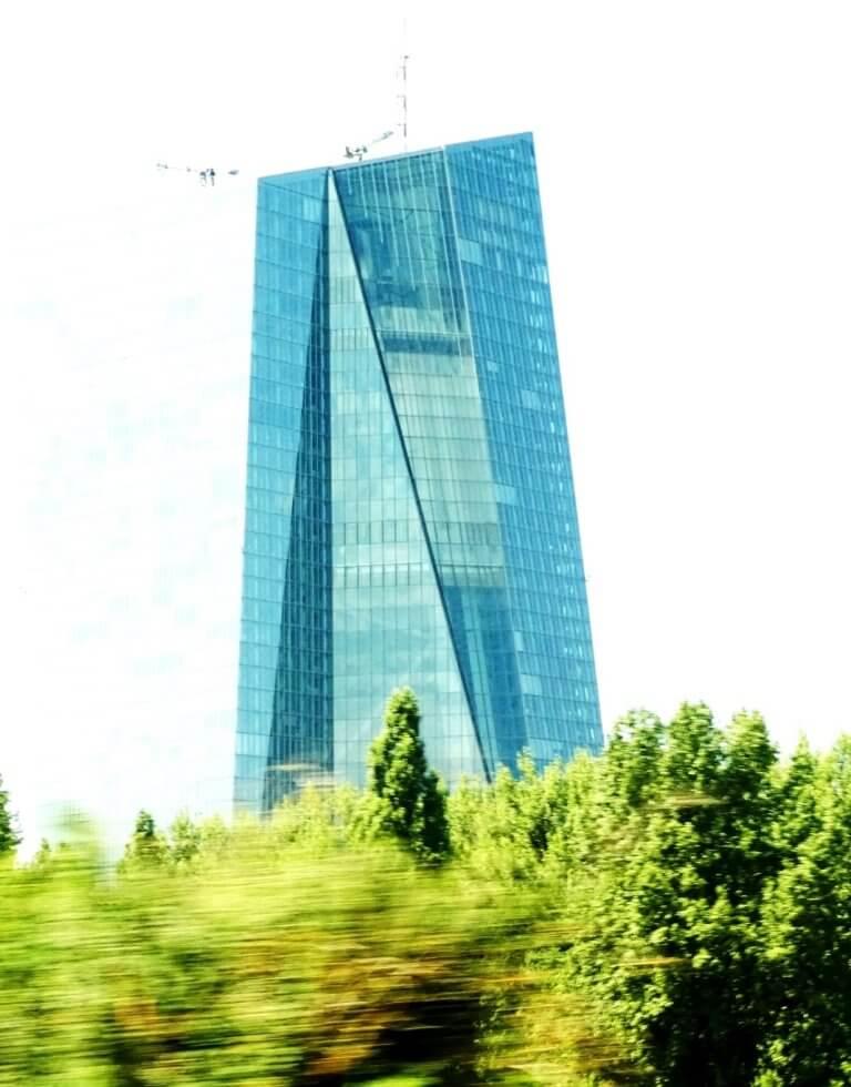 Sicherheitenrahmen der Europäischen Zentralbank klimaschädlich